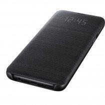 Samsung Galaxy S9+ Flip Wallet LED zwart EF-NG965PBE