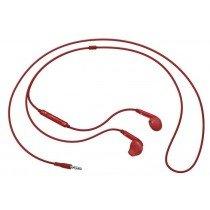 Samsung koptelefoon EO-EG920BR Hybrid earbuds rood