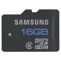 Samsung Micro SDHC Card 16GB C6