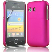Hard case Samsung Galaxy Y S5360 roze