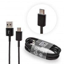 Samsung USB-C naar USB kabel zwart 0,8m - EP-DR140ABE