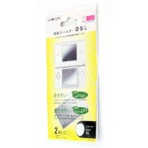 Screenprotector Nintendo DS Lite