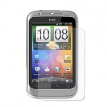 Screenprotector HTC Wildfire S ultra clear