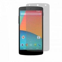 Screenprotector LG Nexus 5 anti glare