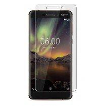 Screenprotector Nokia 6 2018 - ultra clear