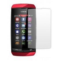 Screenprotector Nokia Asha 306 ultra clear