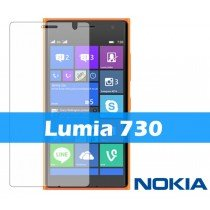 Screenprotector Nokia Lumia 730 anti glare