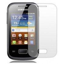 Screenprotector Samsung Galaxy Pocket S5300 anti glare
