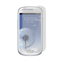 Screenprotector Samsung Galaxy S3 Mini i8190 ultra clear