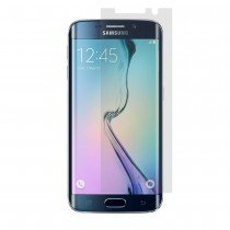Screenprotector Samsung Galaxy S6 Edge ultra clear