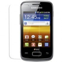Screenprotector Samsung Galaxy Y DuoS S6102 ultra clear