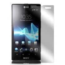 Screenprotector Sony Xperia Ion ultra clear