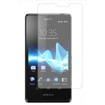 Screenprotector Sony Xperia T anti glare