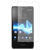 Screenprotector Sony Xperia T ultra clear