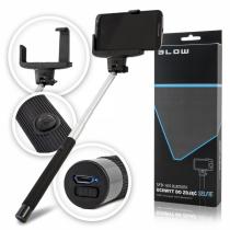 Selfie stick bluetooth - draadloos zwart