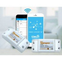 Sonoff Smart switch - WiFi schakelaar