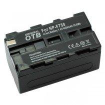 Accu Sony NP-F750 Li-ion 4400 mAh