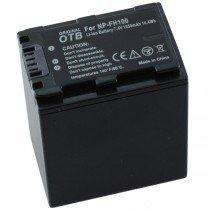 Accu Sony NP-FH100 Li-ion 1950 mAh