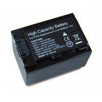 Accu Sony NP-FH70 Li-ion 1300 mAh