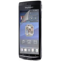 Screenprotector Sony Ericsson Xperia Arc / Arc S ultra clear