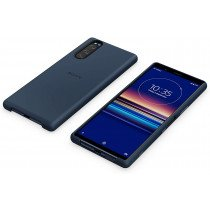 Sony Xperia 5 Style Cover SCBJ10 blauw