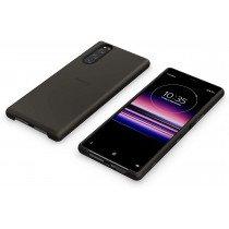 Sony Xperia 5 Style Cover SCBJ10 zwart