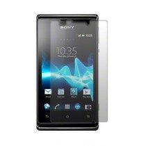 Screenprotector Sony Xperia E anti glare