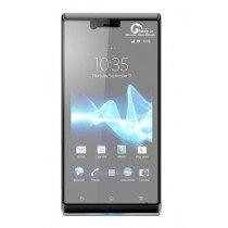 Screenprotector Sony Xperia J anti glare
