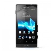 Screenprotector Sony Xperia Sola ultra clear