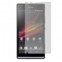 Screenprotector Sony Xperia SP anti glare