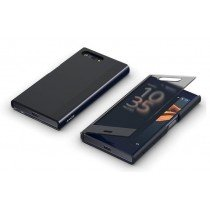 Sony Xperia X Compact Style Cover Touch SCTF20 zwart