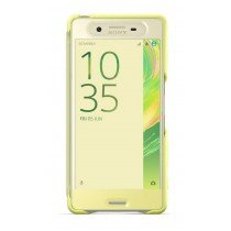 Sony Xperia X Style Cover Touch SCR50 goud