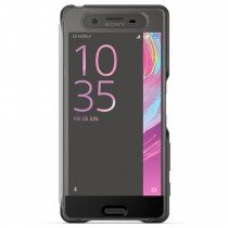 Sony Xperia X Style Cover Touch SCR50 zwart