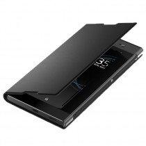 Sony Xperia XA1 Ultra Style Cover Flip SCSG40 zwart