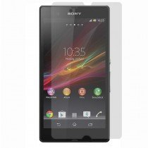 Screenprotector Sony Xperia Z anti glare