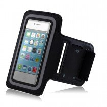 Sport armband Apple iPhone 4 / 4S zwart