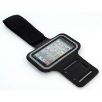 Sport armband Apple iPhone 5 / 5S zwart