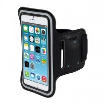 Sport armband Apple iPhone 8 zwart