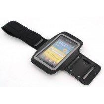 Sport armband Samsung Galaxy S Advance i9070 zwart