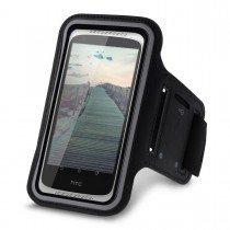 Sport armband HTC Desire 526 zwart