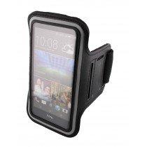 Sport armband HTC Desire 826 zwart