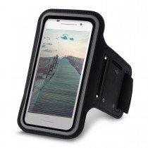 Sport armband HTC One A9 zwart
