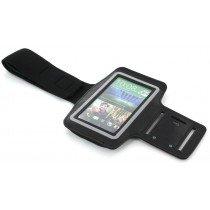 Sport armband HTC One M8 zwart