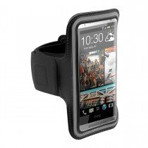 Sport armband HTC One Mini 2 zwart