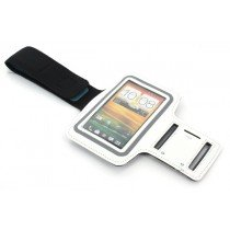 Sport armband HTC One X / one X+ wit