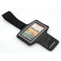 Sport armband HTC One X / one X+ zwart