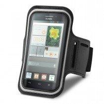 Sport armband Huawei Ascend G620s zwart