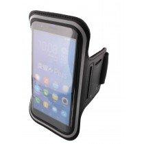 Sport armband Huawei Honor 6 Plus zwart