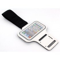 Sport armband Apple iPhone 5 / 5S wit