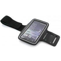 Sport armband LG G Flex D955 zwart